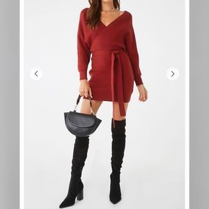 Forever 21 Dresses - Forever 21 Sweater Dress